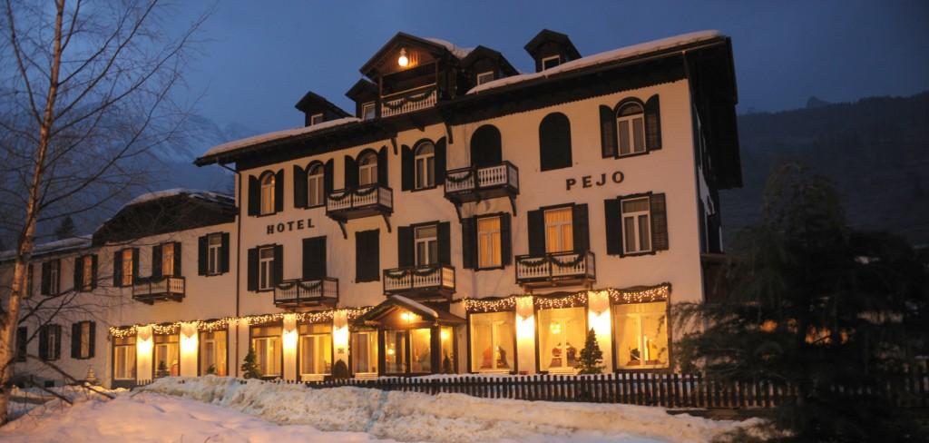 Hotel Milano Pejo Terme