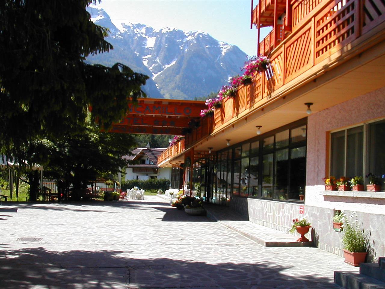 Hotel San Camillo Terme Di Pejo